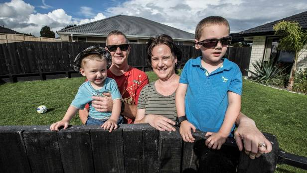 Jeremy and Karen Biddick moved with their children, Joel, 4, and Mark, 2, to Te Kauwhata after 18 years in Auckland. ...