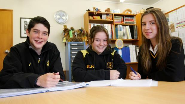 Year 12 Collingwood Area School students are mostly reluctant about the move to switch the wi-fi network off at break ...