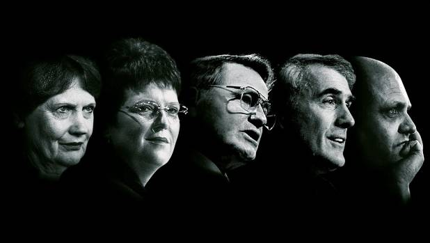 The 9th floor: A journey with five former New Zealand prime ministers.