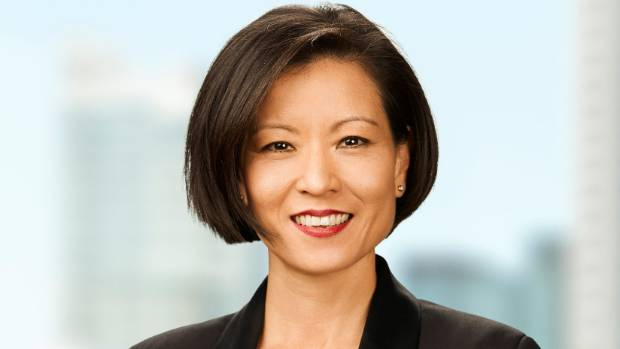 Jacqueline Chow is the Global Consumer and Foodservice chief operating officer for Fonterra.