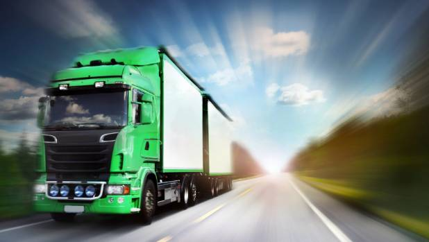 Reducing the number of trucks running empty could help cut carbon emissions.