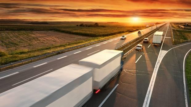 All around the world, trucking capacity is underused.