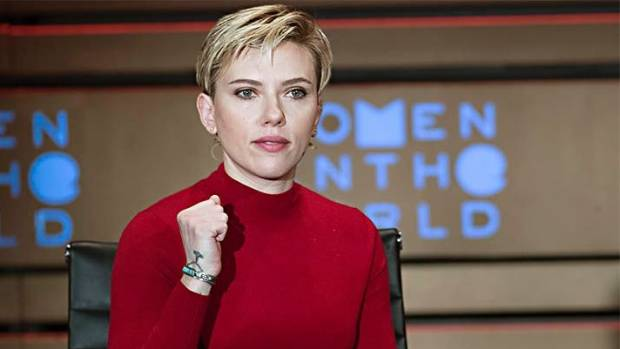 Scarlett Johansson to star in director Taika Waititi's 'Jojo Rabbit'