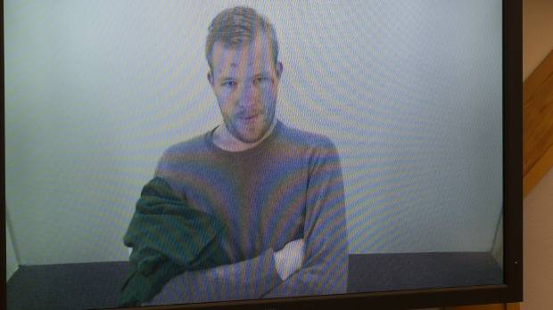 Michael Kight appeared in Wellington District Court by video link.