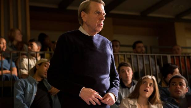 Timothy Spall delivers an accomplished performance in Denial.