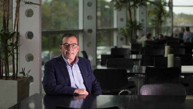 Cup of coffee rule: Health Precinct Advisory Council's Ian Town explains why Christchurch has an advantage.