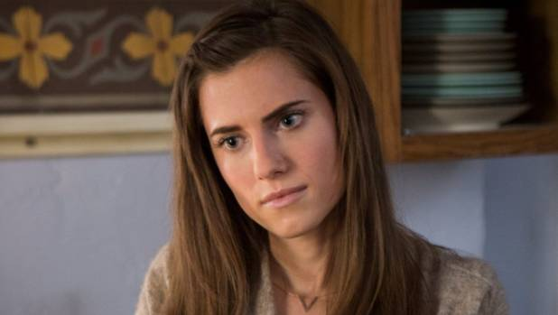 Allison Williams has played Girls uptight and judgmental Marnie Michaels for six seasons