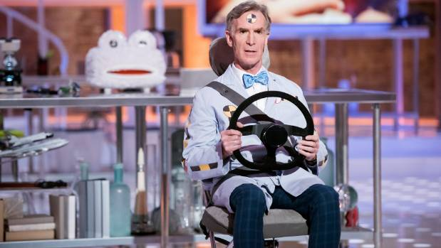 Bill Nye Saves The World is a platform to tackle big existential questions of our time.