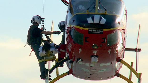 A shake-up is on the way which may see communities having to fundraise for newer helicopters.