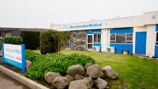 Mountain View Medical Centre in Hawera, where Dr Mitch Feller practises.