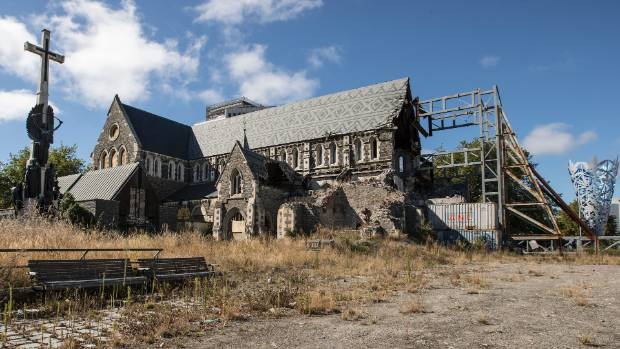 Some have complained that the delays in deciding what to do with Christ Church Cathedral are holding up development ...