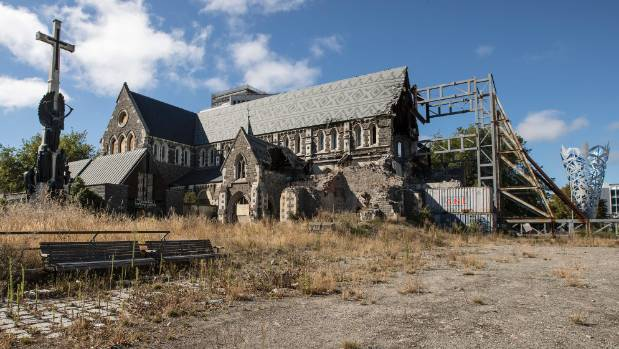 Some have complained that delays in deciding what to do with Christ Church Cathedral are holding up development ...