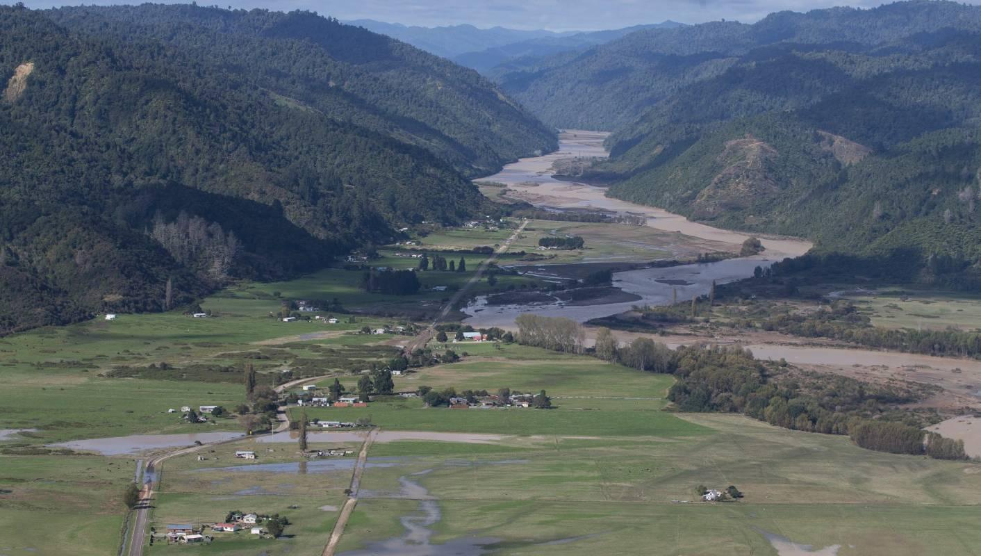 Cut off by flooding, Ruatoki people are survivors | Stuff