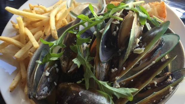 Mussels are worth $350 million to the economy.