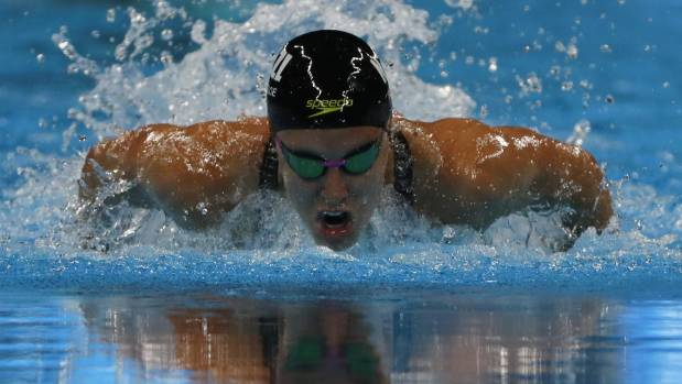 Swimming nationals end with men 39 s freestyle relay team - University of auckland swimming pool ...