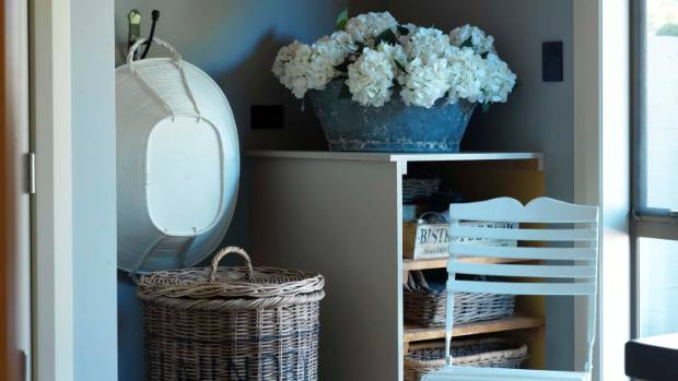Fabric Laundry Hamper Nz: Create A Magazine-worthy Laundry With These Expert Styling