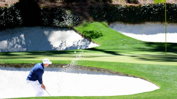 Rose, Garcia lead the way entering final round at Masters