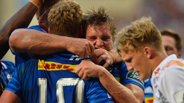 Stormers end Waikato Chiefs' winning start, Sunwolves break through