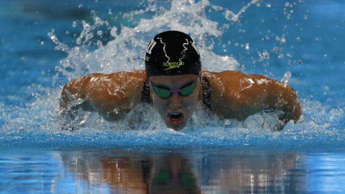 Sophie Pascoe claims NZ Swimme...