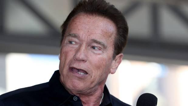 Image result for 'I'm back': Arnold Schwarzenegger in good spirits after open-heart surgery