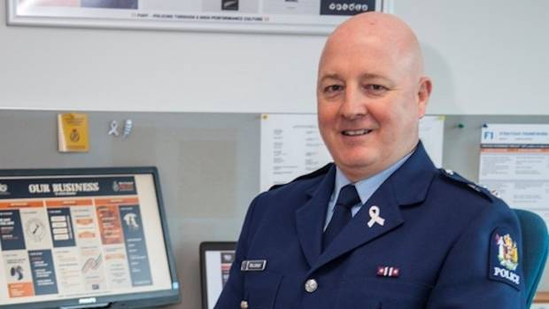 Tasman District Commander Superintendent Mike Johnson says an internal case management document is reassuring for ...