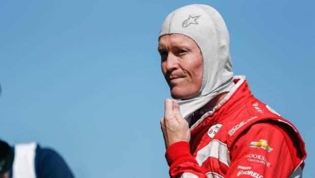 Kiwi IndyCar driver Scott Dixon.