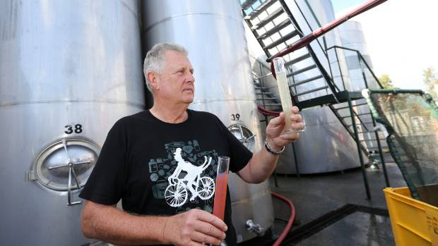 """Forrest Wines co-owner Dr John Forrest: """"All we can do is protect our good name, which is exactly what Pure Marlborough ..."""