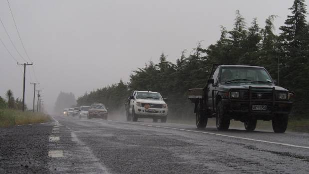 The Inland Rd, which closed on Tuesday after a crash, was the only way in or out of Kaikōura immediately after the ...