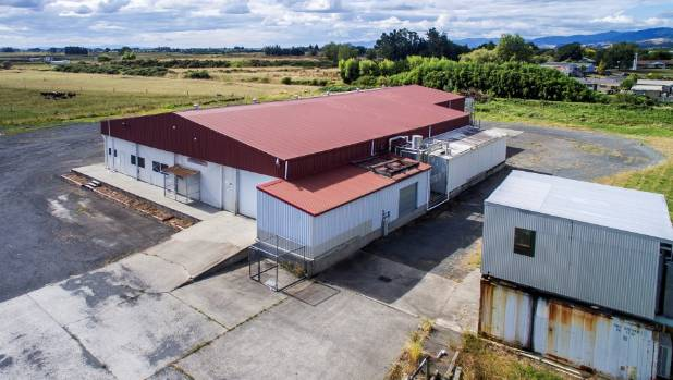 The land and buildings which previously housed a pet food processing plant in the Waikato township of Paeroa have been ...