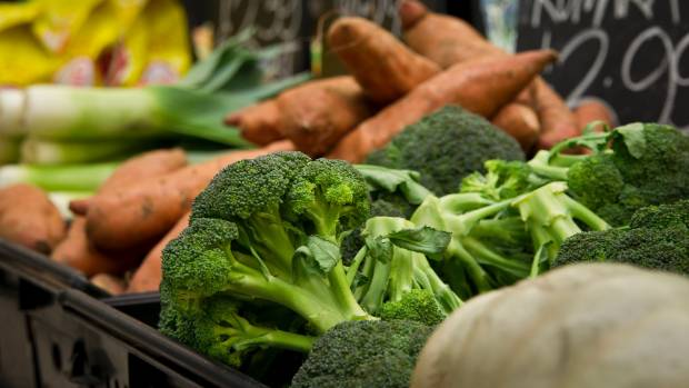 The wet weather has meant extensive damage to crops and higher vege prices for customers.