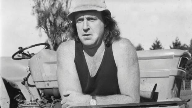 John Clarke as Fred Dagg in 1978.