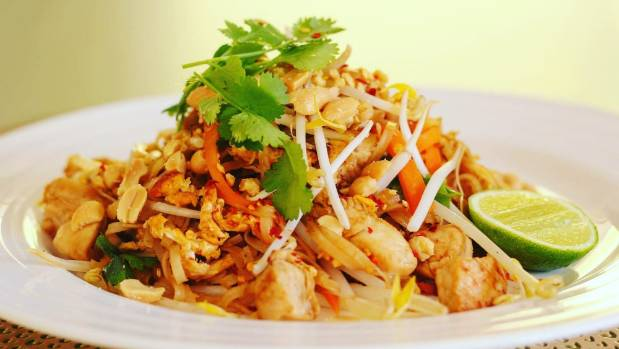 Pad Thai is just one of many delicious meals you can make at home thanks to the Inspire Meal Bags range.