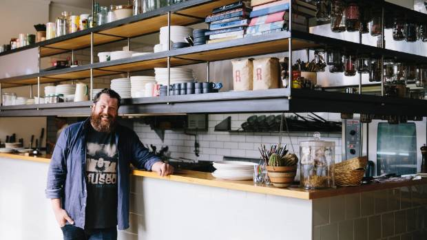 Cameron Farmilo is the hardworking chef and co-owner of Chim Choo Ree restaurant.