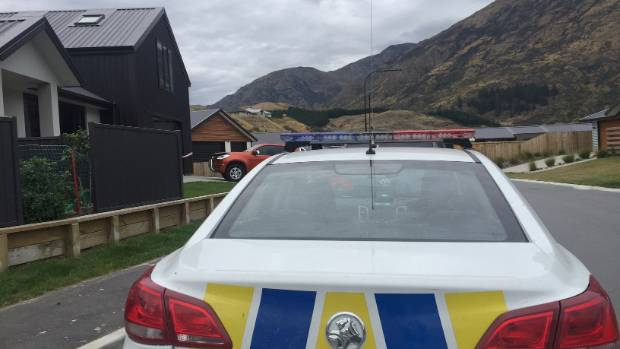 Police were called to a property in the Shotover Country subdivision near Queenstown after a shooting.