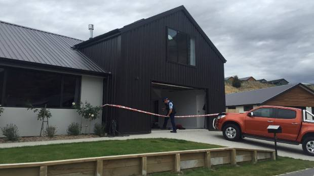 A woman was injured in an accidental shooting at a property on Ashenhurst Way, near Queenstown.