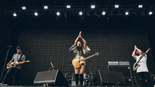 Waimate muscian Kaylee Bell says she was honoured to open ahead of the Dixie Chicks.