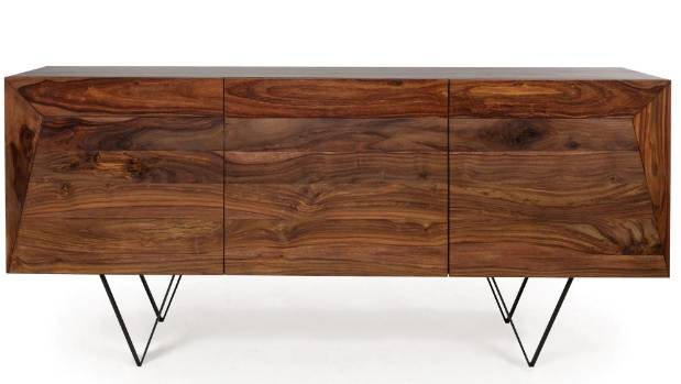 Wyatt buffet $1499 from Freedom, freedomfurniture.co.nz.