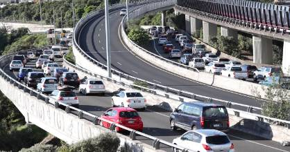 As Auckland's population booms, the problem of congestion worsens.