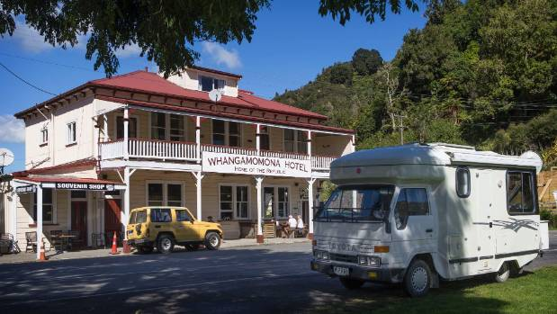 Residents in Whangamomona have put up different ideas of how to move the town forward, or whether to change it at all.