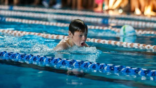 hampden street create waves at inaugural regional primary schools swim meet