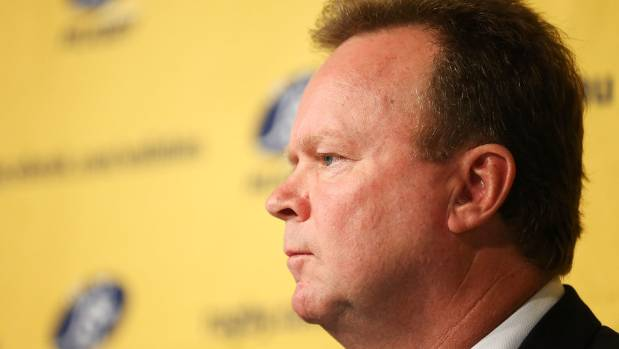 Bill Pulver, CEO of Australian Rugby Union, faces an emergency general meeting on Tuesday.