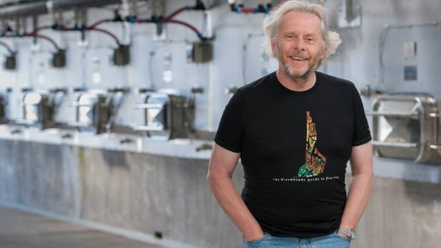 """Felton Road winery owner Nigel Greening doesn't enter competitions because wine making is """"not a competitive sport"""", but ..."""