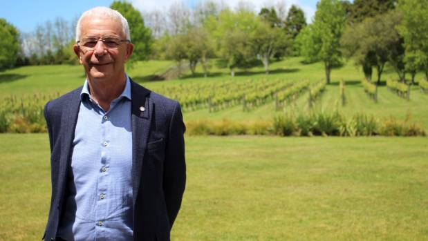 """Villa Maria founder Sir George Fistonich is described by Drinks International as a """"fine winemaker and talent spotter""""."""