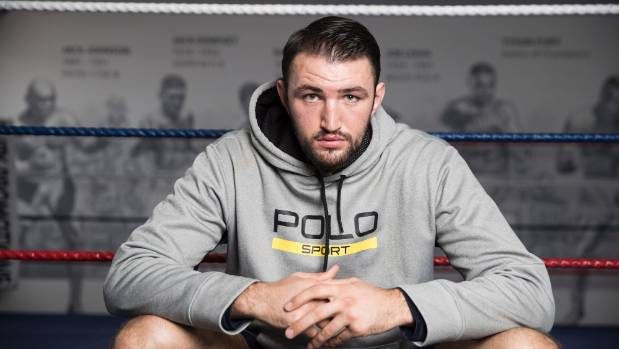 British heavyweight Hughie Fury is challenging Joseph parker for the WBO belt.