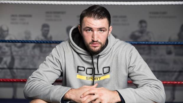Hughie Fury's apparent injury has been brought on by too much sparring.