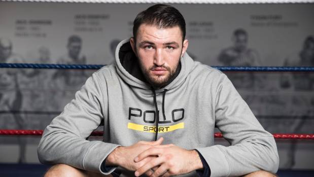 Hughie Fury says a back injury prevented him from fighting Joseph Parker.