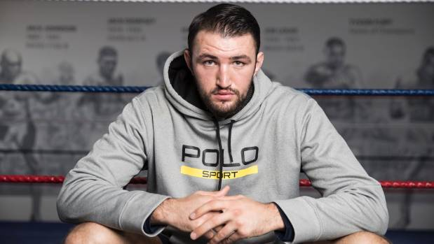 Hughie Fury was meant to be in New Zealand on May 7.