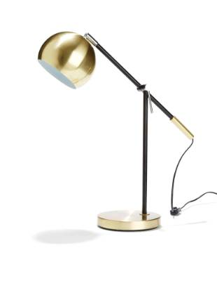 Kmart Cantilever table lamp, $27.