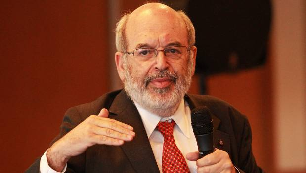 Professor Sir Peter Gluckman, chief science advisor to the prime minister.