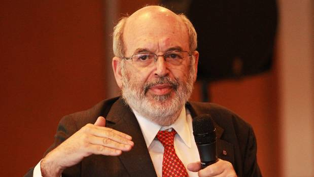 Professor Sir Peter Gluckman, chief science advisor to the Prime Minister. — Photograph: Stacy Squires.